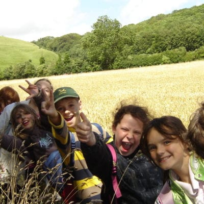 Roundway walk geography